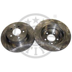 Bremsscheibe von OPTIMAL - Artikelnummer: BS-4110