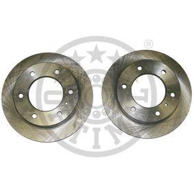 Achetez et remplacez Disque de frein BS-4520