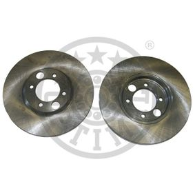 buy and replace Brake Disc OPTIMAL BS-6890