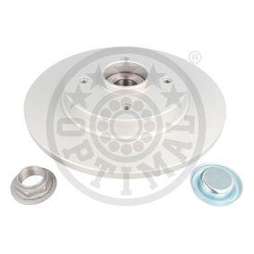 Bremsscheibe von OPTIMAL - Artikelnummer: 602745BS2