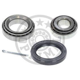 Kit cuscinetto ruota 801856 con un ottimo rapporto OPTIMAL qualità/prezzo
