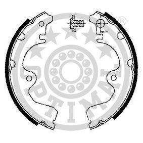 OPTIMAL Kit ganasce freno BB-3341 acquista online 24/7