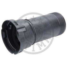 F8-7728 apsauginis dangtelis / gofruotoji membrana, amortizatorius OPTIMAL - Pigus kokybiški produktai