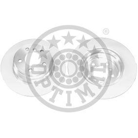 Disco freno BS-6230C con un ottimo rapporto OPTIMAL qualità/prezzo