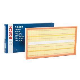 Luftfilter BOSCH F 026 400 122 Pkw-ersatzteile für Autoreparatur