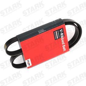 Achat de Courroie trapézoïdale à nervures STARK SK-5PK1030