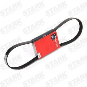 Achat de Courroie trapézoïdale à nervures STARK SK-6PK1078