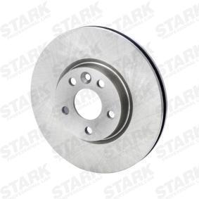 Bremsscheibe SKBD-0020168 mit vorteilhaften STARK Preis-Leistungs-Verhältnis
