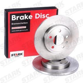 Disco freno STARK SKBD-0020148 comprare e sostituisci