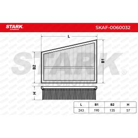 Luftfilter STARK SKAF-0060032 Pkw-ersatzteile für Autoreparatur