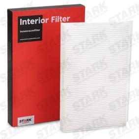 Filter, kupéventilation SKIF-0170027 till rabatterat pris — köp nu!