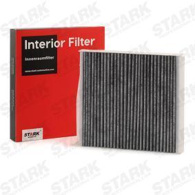 Filter, kupéventilation SKIF-0170087 till rabatterat pris — köp nu!