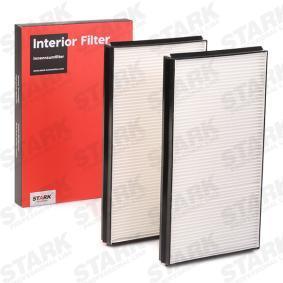 Filtr, vzduch v interiéru SKIF-0170085 pro BMW nízké ceny - Nakupujte nyní!