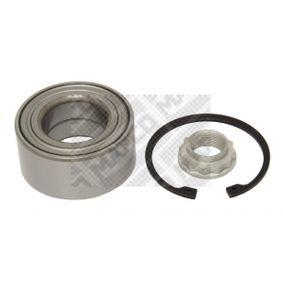 Kit cuscinetto ruota 26653 con un ottimo rapporto MAPCO qualità/prezzo