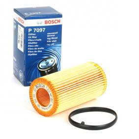 buy and replace Oil Filter BOSCH F 026 407 097