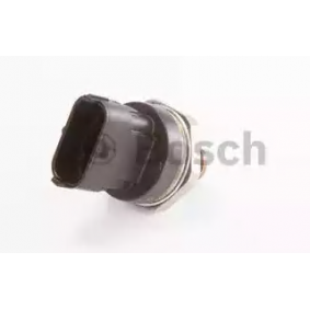 buy BOSCH Sensor, fuel pressure 0 281 002 909 at any time