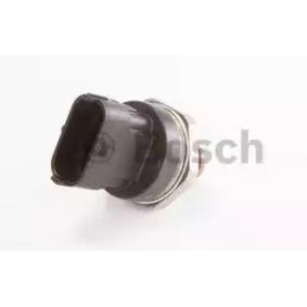 koop BOSCH Sensor, brandstofdruk 0 281 002 909 op elk moment