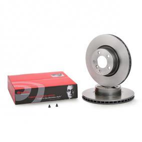 Brake Disc 09.B570.11 for BMW X4 at a discount — buy now!