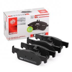 buy and replace Brake Pad Set, disc brake FERODO FDB4615
