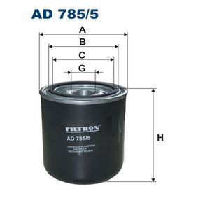 Buy FILTRON Air Dryer, compressed-air system AD785/5