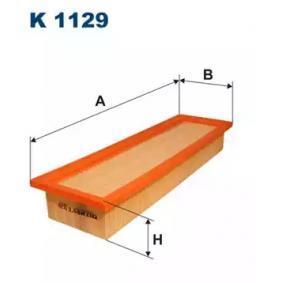 Cumpărați Filtru, aer habitaclu FILTRON K1129