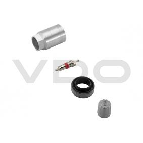 Αγοράστε VDO σετ επισκευής, αισθητ. τροχού (σύστ. ελέγχου πίεσης ελαστ.) A2C59506228 οποιαδήποτε στιγμή