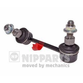 Brat / bieleta suspensie, stabilizator NIPPARTS N4891045 cumpărați și înlocuiți