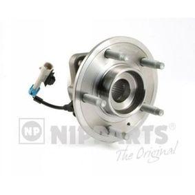 Hjullagerssats N4700913 för CHEVROLET CAPTIVA till rabatterat pris — köp nu!