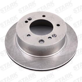 Disque de frein SKBD-0020362 à un rapport qualité-prix STARK exceptionnel