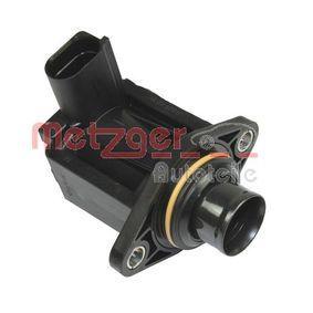 METZGER клапан въздух, турбина 0892110 купете онлайн денонощно