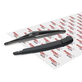 Braccio, Tergicristallo METZGER 2190190 comprare e sostituisci