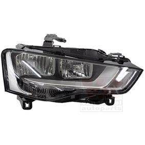 Reflektor Dla Audi A5 B8 Sportback 8t 20 Tfsi 224 Km Niskie Ceny