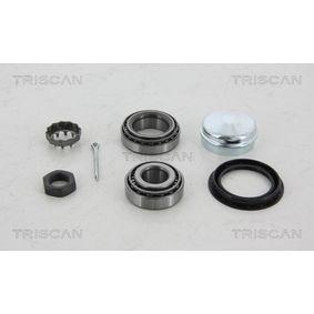 комплект колесен лагер TRISCAN 8530 29238 купете и заменете