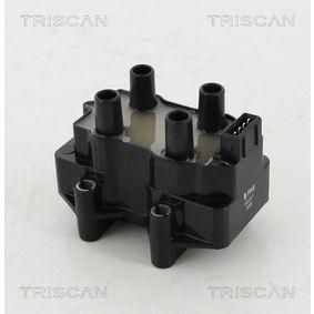 Bobina d'accensione TRISCAN 8860 28017 comprare e sostituisci