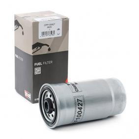 palivovy filtr CFF100427 s vynikajícím poměrem mezi cenou a CHAMPION kvalitou