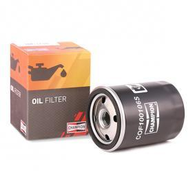 Filtre à huile COF100106S CHAMPION Paiement sécurisé — seulement des pièces neuves