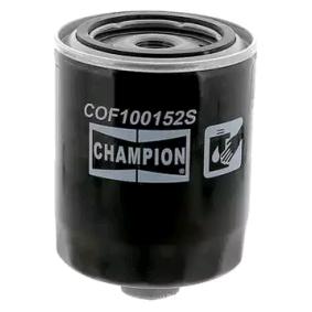 Oljefilter COF100152S til AUDI lave priser - Handle nå!