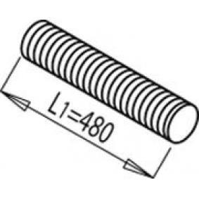 Köp DINEX Mjuk rörledning, avgassystem 68187