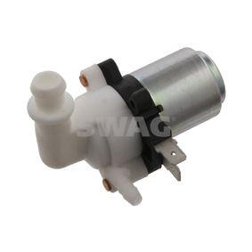 Pompa acqua lavaggio, Tergicristallo SWAG 70 91 4502 comprare e sostituisci