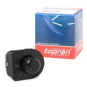 TOPRAN Schalter, Spiegelverstellung 114 285 Günstig mit Garantie kaufen