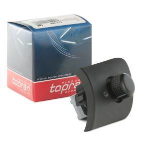 TOPRAN Schalter, Spiegelverstellung 114 286 Günstig mit Garantie kaufen