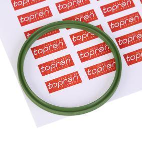 TOPRAN уплътнител, въздуховод турбина 115 070 купете онлайн денонощно
