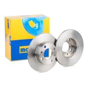 Comprar y reemplazar Disco de freno METELLI 23-0014