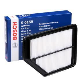 Luftfilter BOSCH F 026 400 159 günstige Verschleißteile kaufen