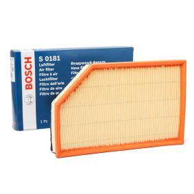 buy and replace Air Filter BOSCH F 026 400 181