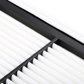 F 026 400 206 Luftfilter BOSCH - Marken-Ersatzteile günstiger