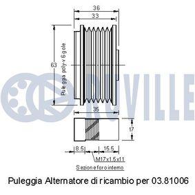 acheter RUVILLE Rail tendeur, chaîne de distribution 3484038 à tout moment