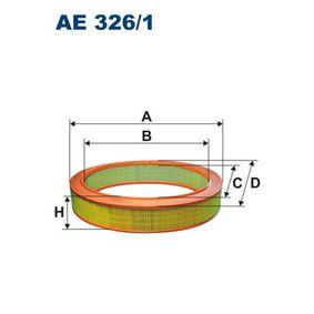 Filtre à air AE326/1 pour AUDI petits prix - Achetez tout de suite!