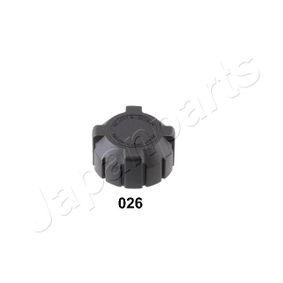 Tappo, Radiatore KH-026 con un ottimo rapporto JAPANPARTS qualità/prezzo