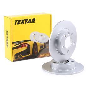 Bremsscheibe von TEXTAR - Artikelnummer: 92082503